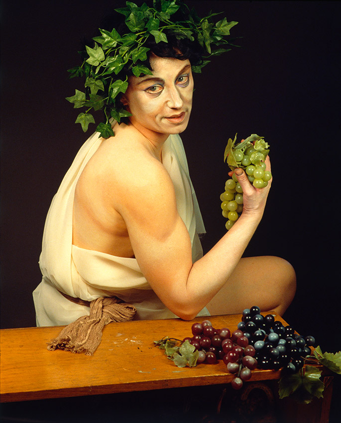 Cindy sherman-baachus